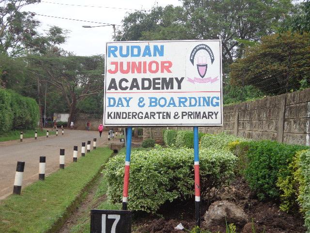 Rudan Junior Academy intake