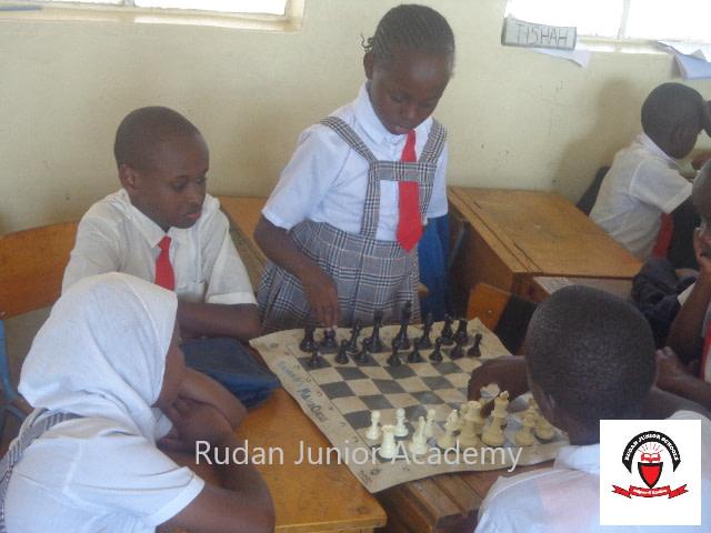 Rudan Junior Academy, Chase club