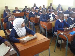 Rudan class room