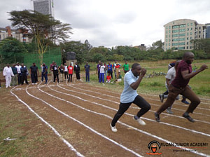 Rudan Academy Sports day