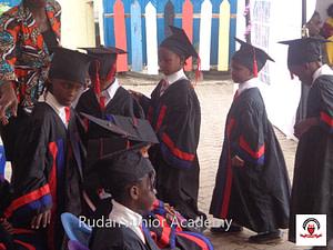 Rudan Junior Academy Graduation