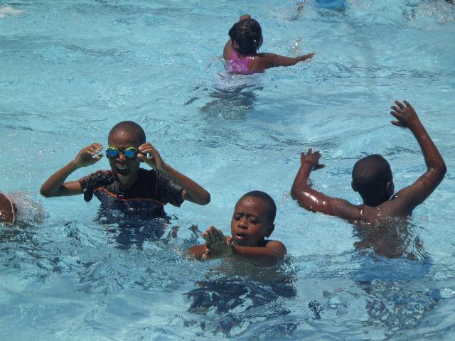 Rudan swimming pool
