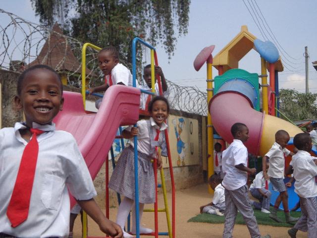 Rudan Junior Academy Junior Play Area
