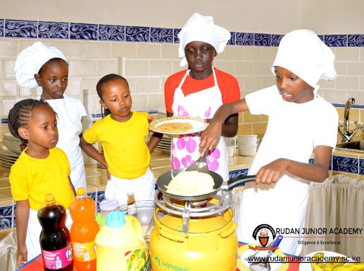 Hospitality   Rudan Junior Academy