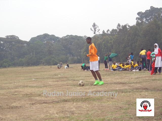 Rudan Academy at Jamhuri grounds