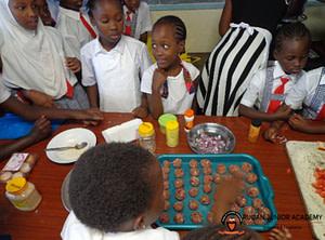Hospitality | Rudan Junior Academy